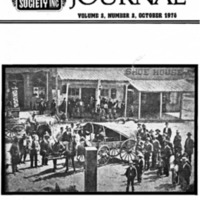 Fort Smith Historical Society Journal, volume 2, issue 2