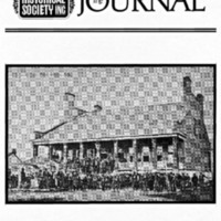 Fort Smith Historical Society Journal, volume 3, issue 1